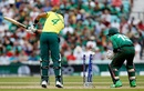 Mushfiqur Rahim looks on as Aiden Markram is bowled by Shakib Al Hasan, Bangladesh v South Africa, World Cup 2019, The Oval, June 2, 2019