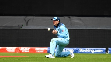Jason Roy dropped a sitter at long-off