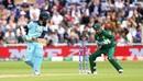 Sarfaraz Ahmed misses a chance to stump Moeen Ali, England v Pakistan, World Cup 2019, Trent Bridge, June 3, 2019