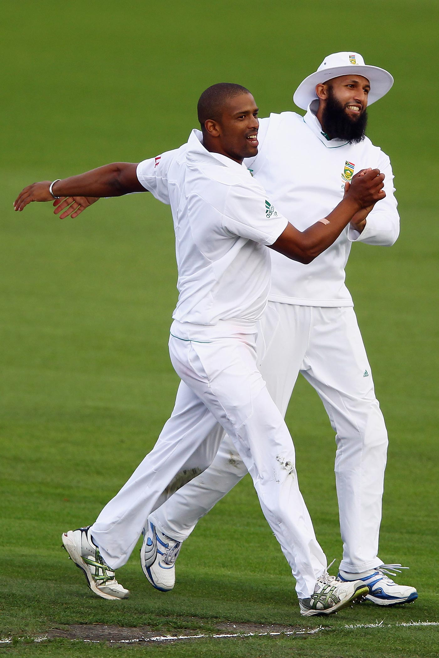 Throw in a couple of current South African internationals? Here, take these two