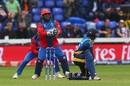 Kusal Perera is caught behind by Mohammad Shahzad, Afghanistan v Sri Lanka, World Cup 2019, Cardiff, June 4, 2019