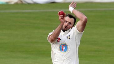 Gareth Harte led a Durham onslaught