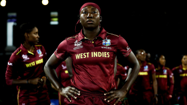 'At the end of the day, as much as I am the leader for West Indies, you are dealing with and creating other leaders as well'
