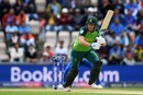 David Miller plays a shot to the boundary, India v South Africa, Southampton, World Cup 2019, June 5, 2019