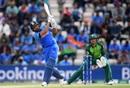 Rohit Sharma hits a six, India v South Africa, Southampton, World Cup 2019, June 5, 2019