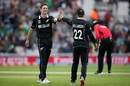 Matt Henry took four wickets, Bangladesh v New Zealand, World Cup 2019, The Oval, June 5, 2019