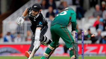 Mushfiqur Rahim's error hands Kane Williamson a lifeline