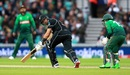 Ross Taylor is caught behind by Mushfiqur Rahim, Bangladesh v New Zealand, World Cup 2019, The Oval, June 5, 2019