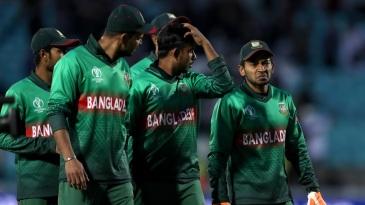 Bangladesh fall just short
