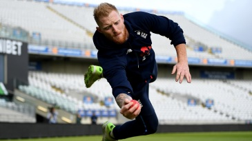 High or low, Ben Stokes grabs em all