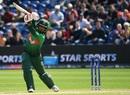 Tamim Iqbal plays a shot, England v Bangladesh, World Cup 2019, Cardiff, June 8, 2019