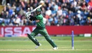 Shakib Al Hasan cuts one away on his way to a half-century, England v Bangladesh, World Cup 2019, Cardiff, June 8, 2019