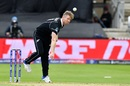 Jimmy Neesham bowls, Afghanistan v New Zealand, World Cup 2019, Taunton, June 8, 2019