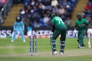 Shakib Al Hasan is bowled by Ben Stokes for 121, England v Bangladesh, World Cup 2019, Cardiff, June 8, 2019