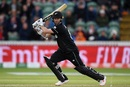 Colin Munro of New Zealand bats against Afghanistan, Afghanistan v New Zealand, World Cup 2019, Taunton, June 8, 2019
