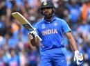 Rohit Sharma celebrates his 50, Australia v India, World Cup 2019, The Oval, June 9, 2019