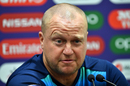 Sri Lanka batting coach Jon Lewis talks to the press, World Cup 2019, Bristol, June 10, 2019