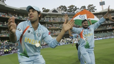 'If I have two medals - one for 2007 and 2011 - both belong to Yuvraj Singh'