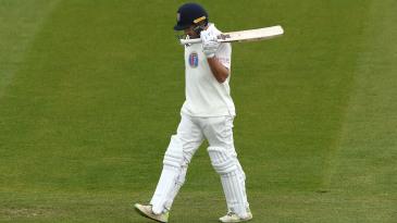 Durham batsman Ben Raine