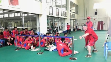 Andy Moles has had stints as coach of the Afghanistan senior and junior teams