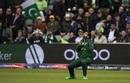 Imam-ul-Haq takes the catch to dismiss David Warner, Australia v Pakistan, World Cup 2019, Taunton, June 12, 2019