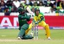 Mohammad Hafeez sweeps one away, Australia v Pakistan, World Cup 2019, Taunton, June 12, 2019