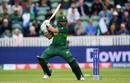 Imam-ul-Haq plays a cut, Australia v Pakistan, World Cup 2019, Taunton, June 12, 2019