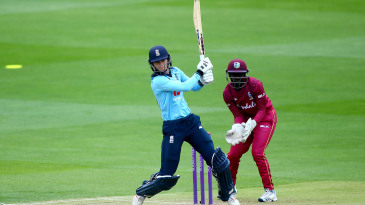 Amy Jones on her way to a half-century