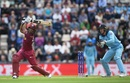 Nicholas Pooran plays a shot, England v West Indies, World Cup 2019,  Southampton, June 14, 2019