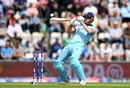 Jonny Bairstow plays a shot, England v West Indies, World Cup 2019,  Southampton, June 14, 2019
