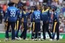 Dhananjaya de Silva broke through with David Warner's wicket, Australia v Sri Lanka, World Cup 2019, The Oval