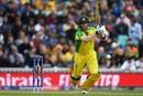 Steven Smith put up a big partnership with Aaron Finch, Australia v Sri Lanka, World Cup 2019, The Oval, June 15, 2019