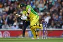 Steven Smith is bowled by Lasith Malinga, Australia v Sri Lanka, World Cup 2019, The Oval, June 15, 2019