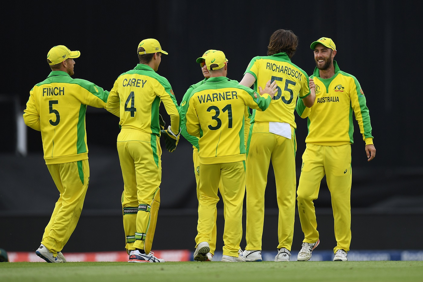 Australia defeat Sri Lanka by 87 runs in 20th match of 2019 World Cup