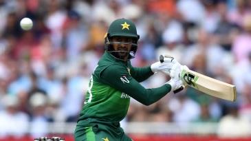 Shoaib Malik has been under-par with the bat so far