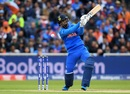 KL Rahul made a good impression in his first innings as an opener in the World Cup, India v Pakistan, World Cup 2019, Manchester, June 16, 2019