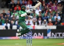 Feet off the ground as Shakib Al Hasan plays a square cut, Bangladesh v West Indies, World Cup 2019, Taunton, June 17, 2019
