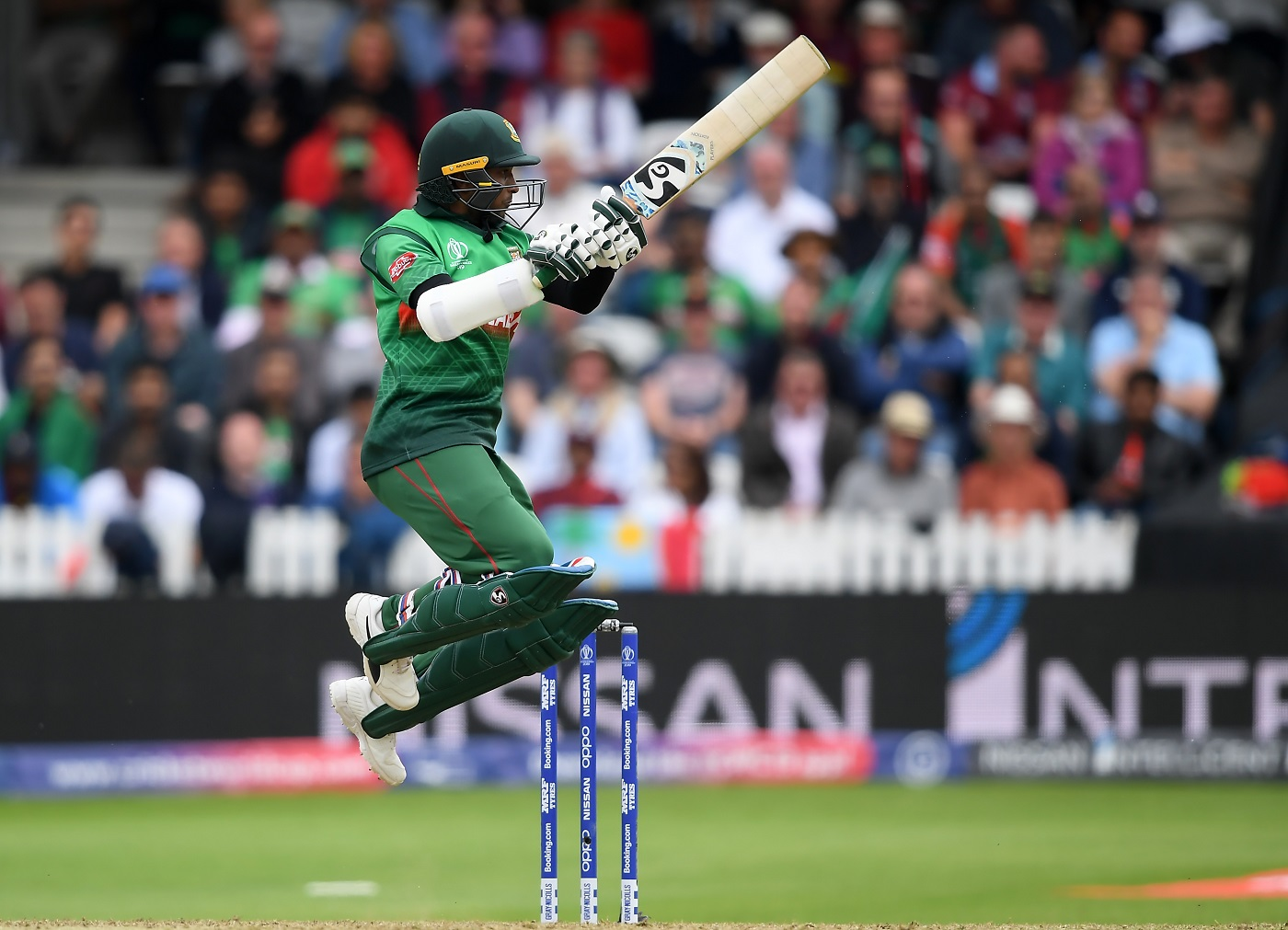 ICC World Cup 2019: Bangladesh Achieve Rare Milestone as they Beat West Indies in Taunton
