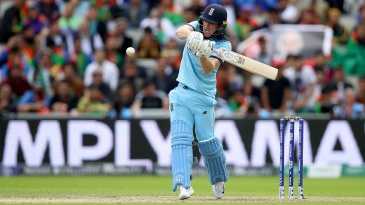 Eoin Morgan lines up another big hit