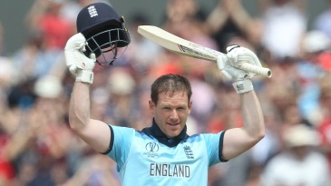 Morgan has overseen England's transformation from also-rans to trailblazers