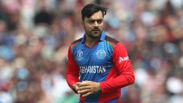Rashid Khan ponders his next move