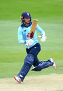 Amy Jones of England runs between the wickets, England v West Indies, 3rd Women's ODI, Chelmsford June 13, 2019