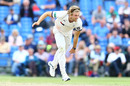 David Willey bowls, Yorkshire v Warwickshire, County Championship Division One, York, June 18, 2019