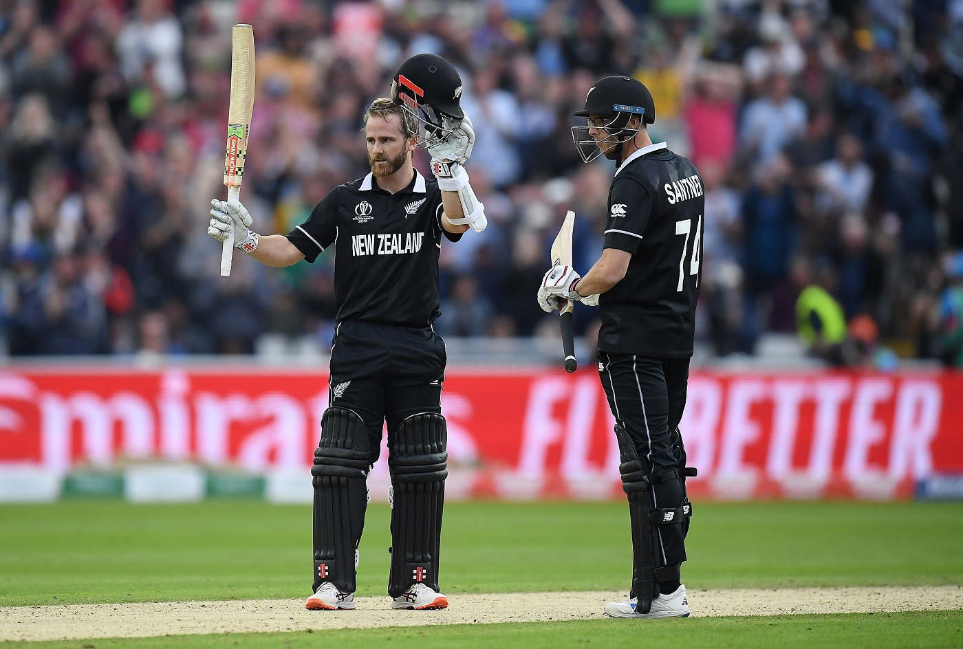 New Zealand defeat South Africa by 4 wickets in 25th match of the 2019 World Cup