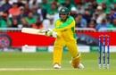 Usman Khawaja plays a reverse sweep, Australia v Bangladesh, World Cup 2019, Trent Bridge, June 20, 2019