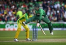 Tamim Iqbal tries to avoid getting hit by a throw, Australia v Bangladesh, World Cup 2019, Trent Bridge, June 20, 2019