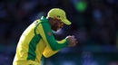 David Warner catches out Mehidy Hasan, Australia v Bangladesh, World Cup 2019, Trent Bridge, June 20, 2019