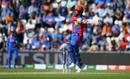 Rashid Khan cuts one away, Afghanistan v India, World Cup 2019, Southampton, June 22, 2019