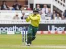 Quinton de Kock plays a shot, Pakistan v South Africa, World Cup 2019, Lords, June 7, 2019