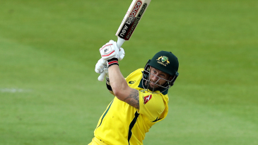 Matthew Wade in full flight